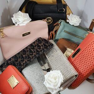 Shop my closet for designer bags,wallets, clutches